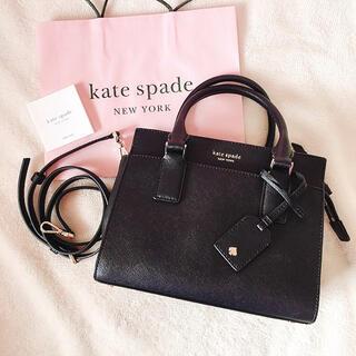 kate spade new york - ケイトスペード ハンドバッグ ショルダーバッグ 2way ブラック