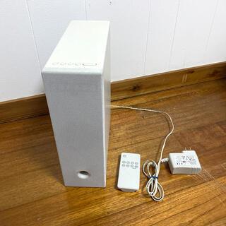 ムジルシリョウヒン(MUJI (無印良品))の無印良品 ファイルボックス型Bluetoothスピーカー(スピーカー)