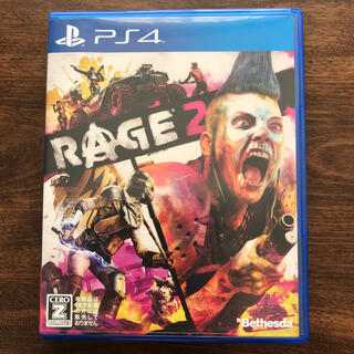 PlayStation4 - RAGE 2 PS4
