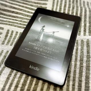 Kindle Paperwhite(第10世代)本体(電子ブックリーダー)