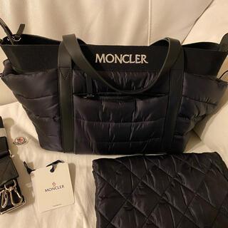 モンクレール(MONCLER)の新品 未使用品 モンクレール MONCLER マザーズバッグ マミートートバッグ(ボストンバッグ)