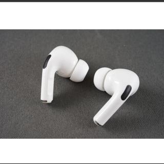 Apple - airpods pro イヤホンのみ 最安値