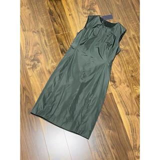 PRADA - プラダ PRADA ワンピース 新品 未使用 タグ付き ワンピ ナイロン ドレス