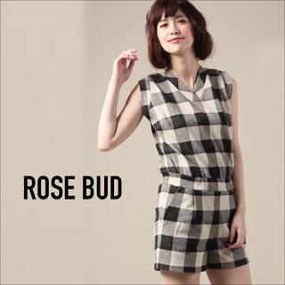 ROSE BUD - ROSE BUD SLEEVELESS COMBINATION シップス ザラ