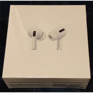 Apple - AirPods Pro 新品未使用未開封(エアポッズ) 型番 MWP22J/A