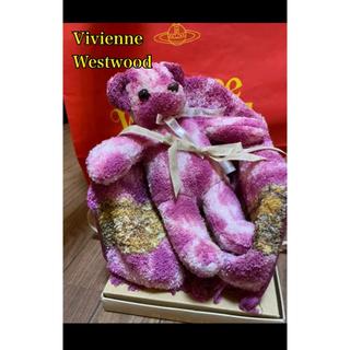 Vivienne Westwood - ヴィヴィアンウエストウッド レア ピンク レオパード テディベア ベア クマ