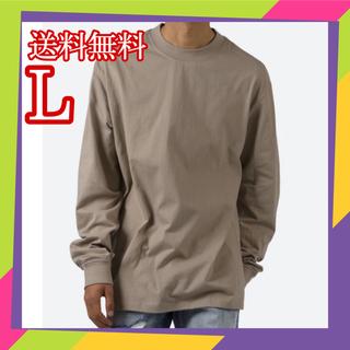 mml ミニマル EVERY DAY L/S TEE ロング Tee L (Tシャツ/カットソー(七分/長袖))