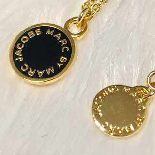 マークバイマークジェイコブス(MARC BY MARC JACOBS)のマークバイマークジェイコブス ネックレス ゴールド(ネックレス)