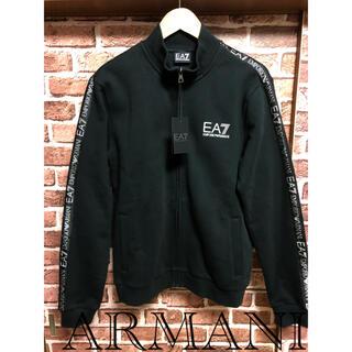 エンポリオアルマーニ(Emporio Armani)の新品未使用品 EA エンポリオアルマーニ ジャージ ジャケット ブラック(ジャージ)