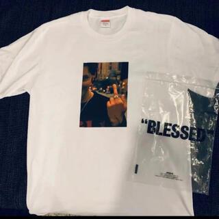 Supreme - supreme blessed tシャツ シュプリーム