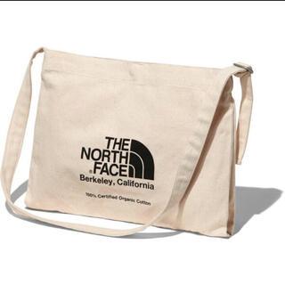 THE NORTH FACE - 新品  THE NORTH FACE オーガニックコットン ミュゼットバッグ