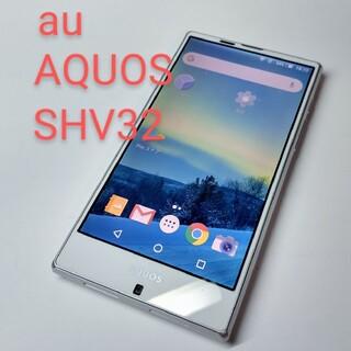 SHARP - au AQUOS SHV32