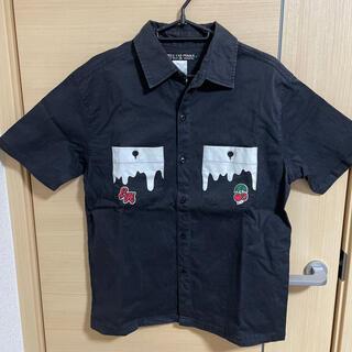 ヘルキャットパンクス(HELLCATPUNKS)のLiSAコラボシャツ(シャツ/ブラウス(半袖/袖なし))