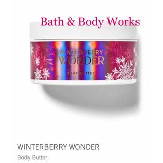 Bath & Body Works - バスアンドボディワークス 新品ボディバター