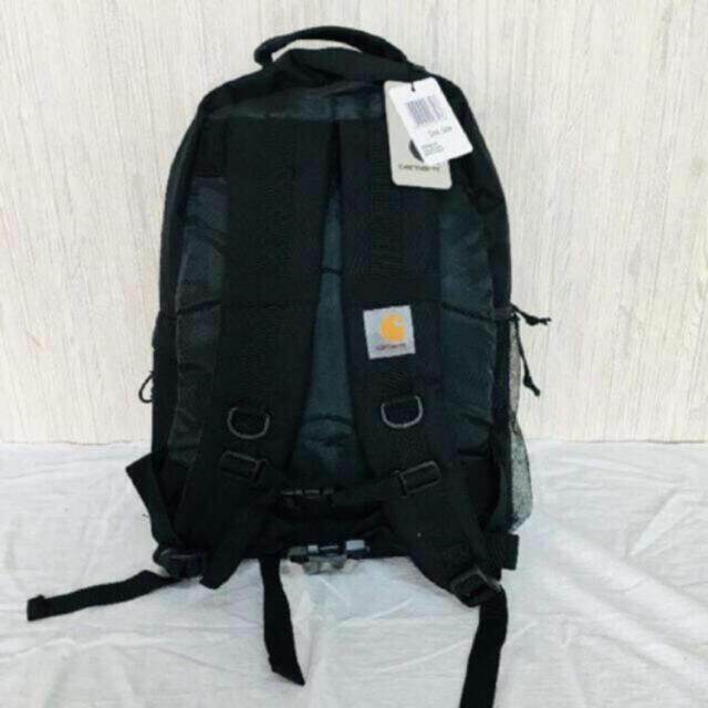 carhartt(カーハート)のCarharttリュック BACKPACK  BLACK メンズのバッグ(バッグパック/リュック)の商品写真