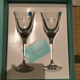 Tiffany & Co. - ティファニーペアワイングラス(2セット対応可)