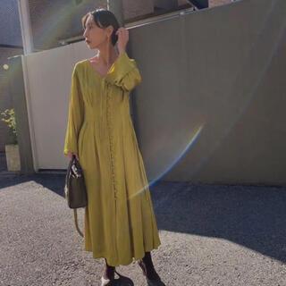 Ameri VINTAGE - 【新品、タグ付き】定価2万3000円 ネグリジェドレス