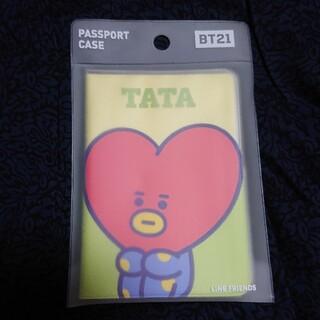 防弾少年団(BTS) - BT21  TATA  パスポート・ケース