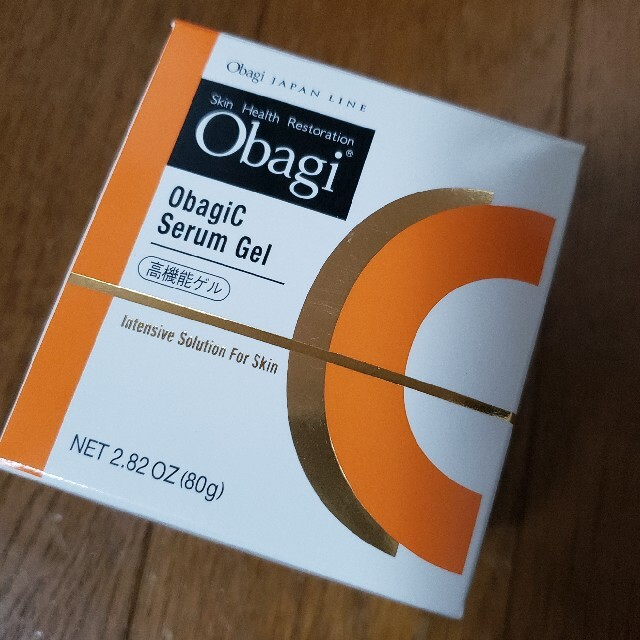 Obagi(オバジ)のオバジ オバジC セラムゲル 80g コスメ/美容のスキンケア/基礎化粧品(オールインワン化粧品)の商品写真