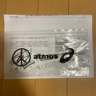 アシックス(asics)の 【限定】asics atmos sean wotherspoon 白ストライプ(スニーカー)