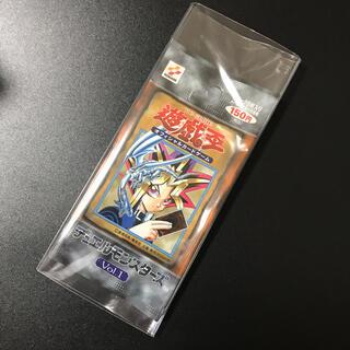 ユウギオウ(遊戯王)の遊戯王 vol1  未開封 1パック(Box/デッキ/パック)