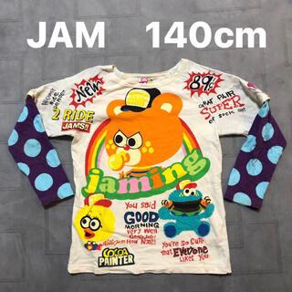 JAM - 【jam】ロンT 140cm キッズ 男の子 女の子