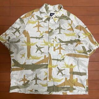 STUSSY - 90s stussy shirt L