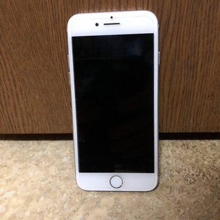 iPhone - iPhone 7 Silver 32 GB docomo(ジャンク)