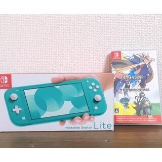 Nintendo Switch - Nintendo switch lite スイッチライト ポケモン セット