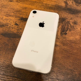 Apple - iPhone xr SoftBank 64GB