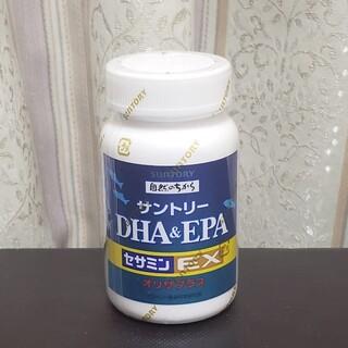 サントリー 自然のちから DHA&EPA セサミンEX  120粒入