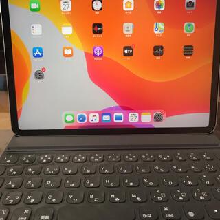 iPad - 11インチiPad Pro  128GB シルバー第二世代&キーボード&ペンシル