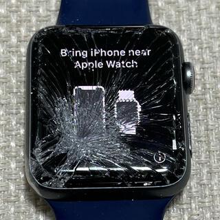 アップルウォッチ(Apple Watch)のしつジーマくん様専用(腕時計(デジタル))