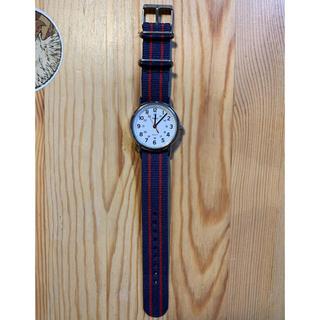 タイメックス(TIMEX)のTIMEX ウィークエンダー セントラルパーク(腕時計(アナログ))