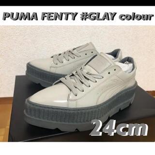 プーマ(PUMA)のFENTY PUMA by Rihanna  厚底 スニーカー juemi(スニーカー)