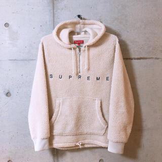 Supreme - Supreme Sherpa Fleece Pullover