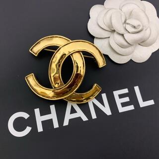 シャネル(CHANEL)の超激レア&極美品!ヴィンテージ シャネル 94P ドデカココ CC ブローチ (ブローチ/コサージュ)