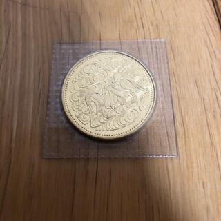 天皇陛下御在位60年記念金貨幣(昭和61年発行)