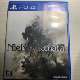 PlayStation4 - NieR:Automata(ニーア オートマタ) PS4