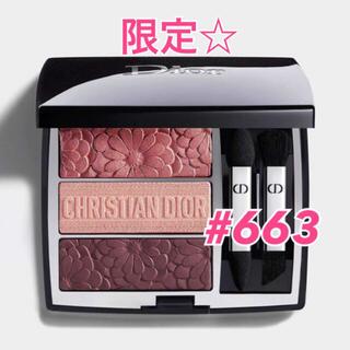 Christian Dior - ディオール 663 限定 アイシャドウ