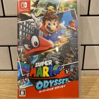 Nintendo Switch - マリオオデッセイ Switch  スイッチ