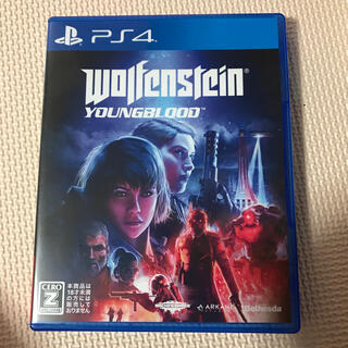 PlayStation4 - Wolfenstein: Youngblood PS4 ウルフェンシュタイン