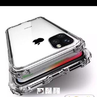 最先端新作 iPhone 11pro Airクッション搭載ケース