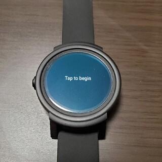 アンドロイド(ANDROID)の【箱無し】【値下げ】Ticwatch e(腕時計(デジタル))