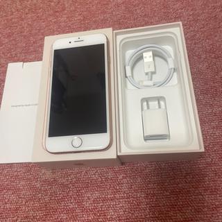 iPhone - iphone8  64GB  ゴールド SIMフリー