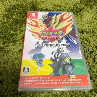 Nintendo Switch - ポケットモンスター シールド+エキスパンションパス