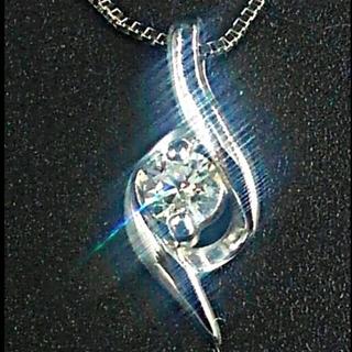 PEACH JOHN - ダイヤモンド・ネックレス・K18