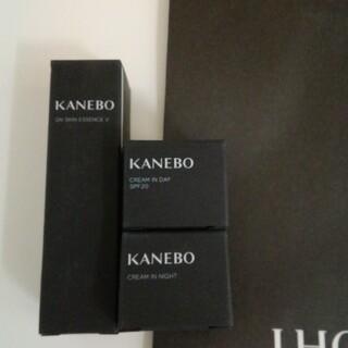 Kanebo - カネボウ オンスキンエッセンスとクリームインデイとクリームインナイト