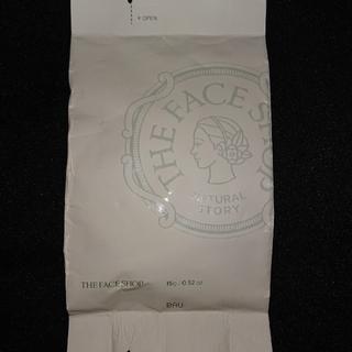 THE FACE SHOP - 【新品】ザ フェイスショップ CCインテンスカバークッションEX〈リフィル〉