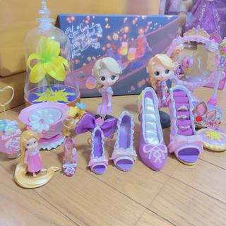 Disney - ラプンツェル グッズ まとめ売り